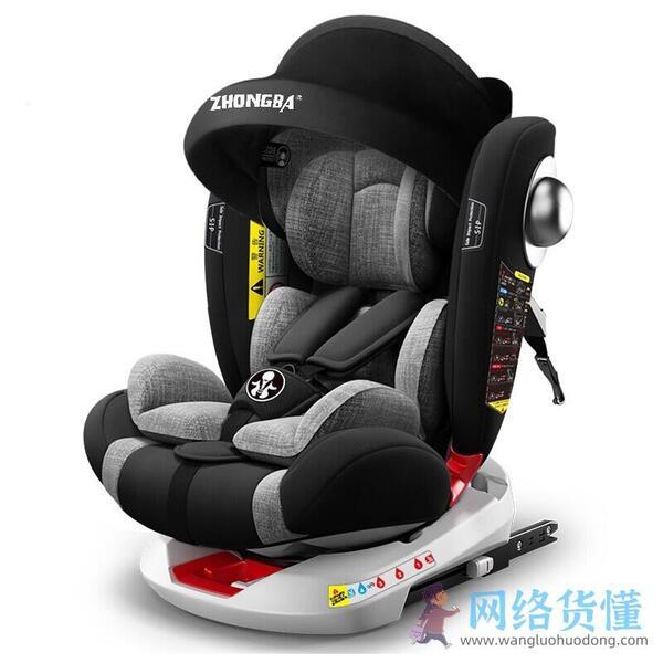 500-1000元左右安全座椅十大名牌