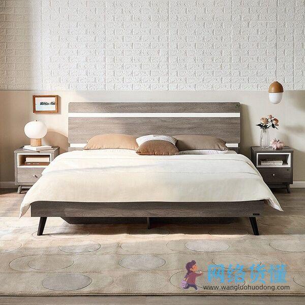 家具品牌实木床排行榜前十名