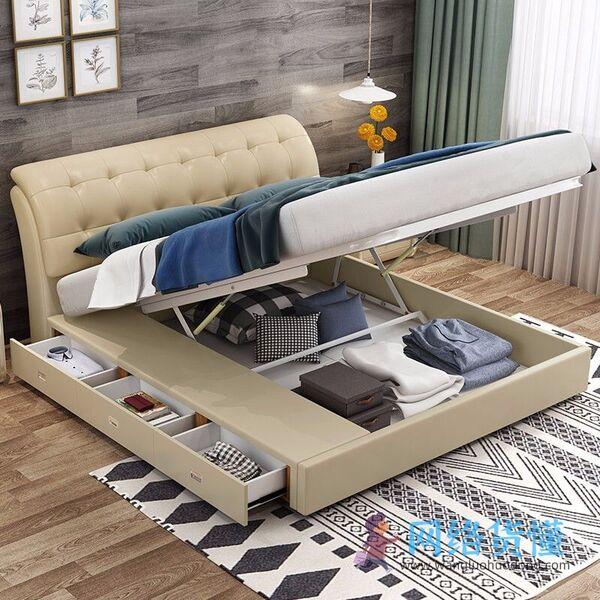 中国十大实木床品牌美式床