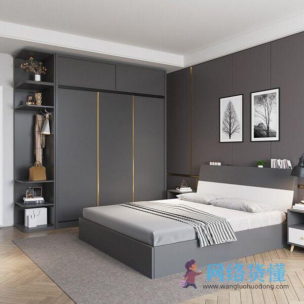 家具十大品牌大床价格