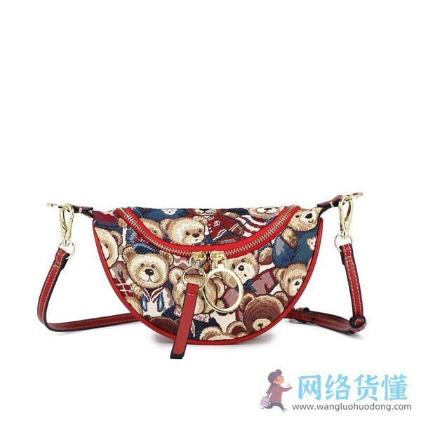 女式斜挎包品牌排行