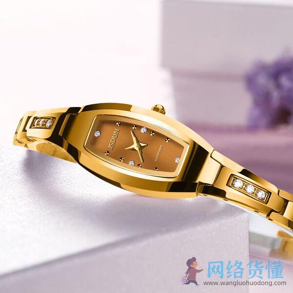 国产手表女士品牌大全排名