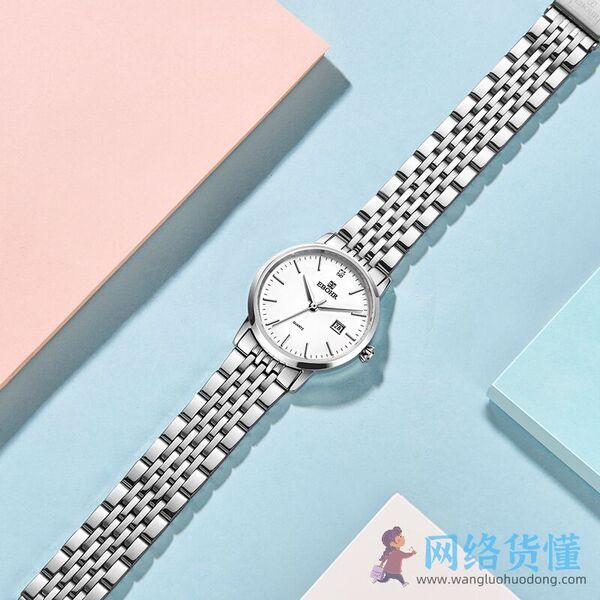 哪个品牌的女士手表好看
